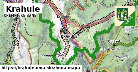 ikona Zimná mapa zimna-mapa  krahule