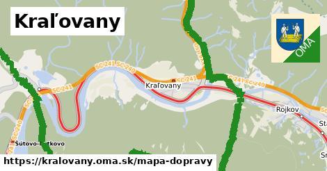 ikona Mapa dopravy mapa-dopravy  kralovany