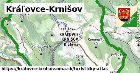 ikona Turistická mapa turisticky-atlas  kralovce-krnisov