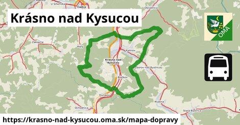 ikona Mapa dopravy mapa-dopravy  krasno-nad-kysucou