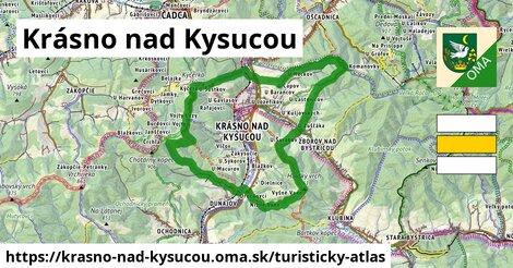 ikona Turistická mapa turisticky-atlas  krasno-nad-kysucou