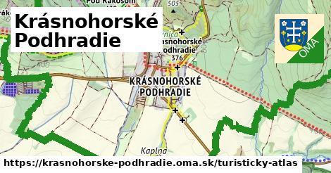 ikona Turistická mapa turisticky-atlas  krasnohorske-podhradie