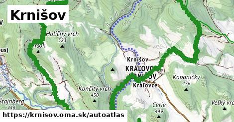 ikona Mapa autoatlas  krnisov