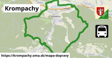 ikona Mapa dopravy mapa-dopravy  krompachy