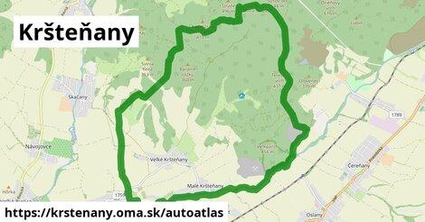 ikona Mapa autoatlas  krstenany