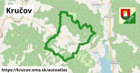 ikona Mapa autoatlas  krucov