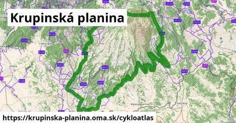 ikona Cykloatlas cykloatlas  krupinska-planina