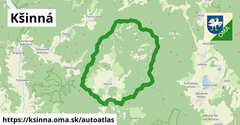 ikona Mapa autoatlas  ksinna