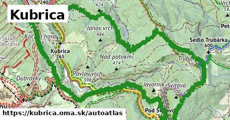 ikona Mapa autoatlas  kubrica