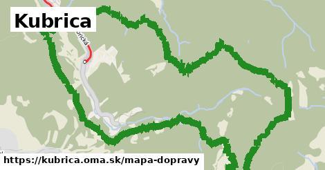 ikona Mapa dopravy mapa-dopravy  kubrica