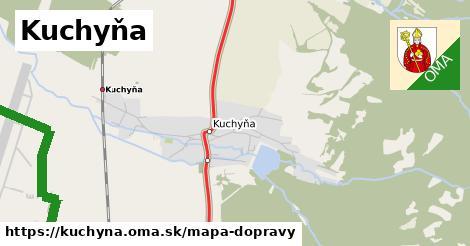 ikona Mapa dopravy mapa-dopravy  kuchyna