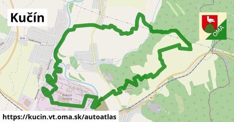 ikona Mapa autoatlas  kucin.vt