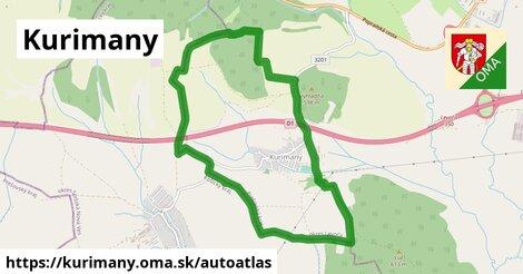 ikona Mapa autoatlas  kurimany