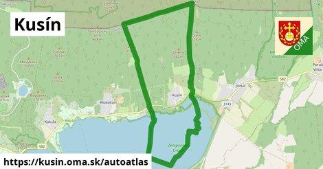 ikona Mapa autoatlas  kusin