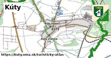 ikona Turistická mapa turisticky-atlas  kuty