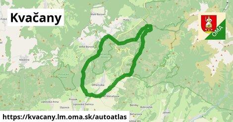 ikona Mapa autoatlas  kvacany.lm