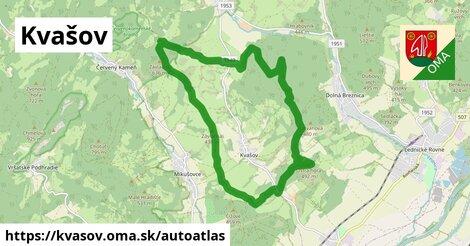 ikona Mapa autoatlas  kvasov