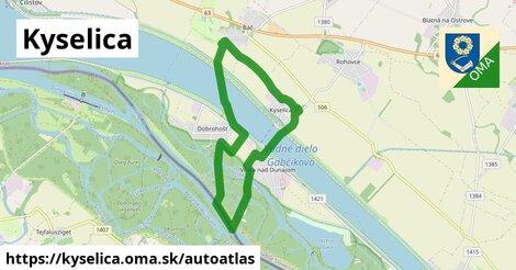 ikona Mapa autoatlas  kyselica
