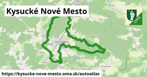 ikona Mapa autoatlas  kysucke-nove-mesto