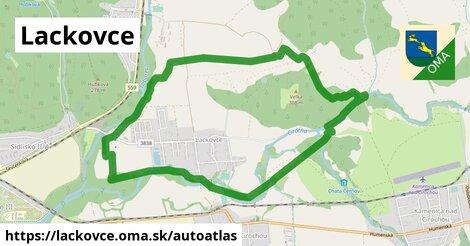 ikona Mapa autoatlas  lackovce