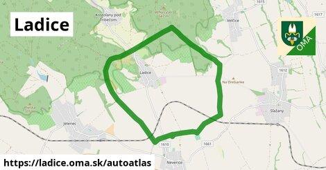ikona Mapa autoatlas  ladice