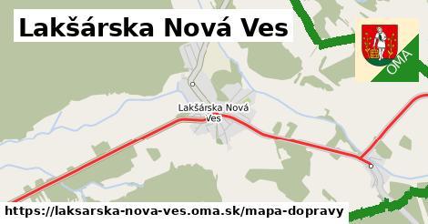 ikona Mapa dopravy mapa-dopravy  laksarska-nova-ves