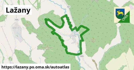 ikona Mapa autoatlas  lazany.po