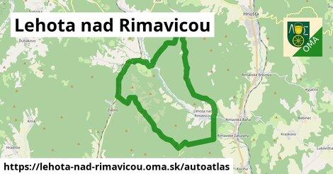 ikona Mapa autoatlas  lehota-nad-rimavicou