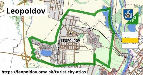 ikona Turistická mapa turisticky-atlas  leopoldov