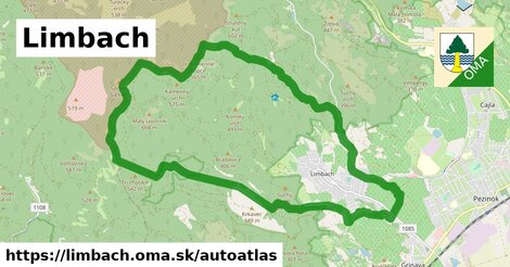 ikona Mapa autoatlas  limbach