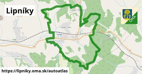 ikona Mapa autoatlas  lipniky