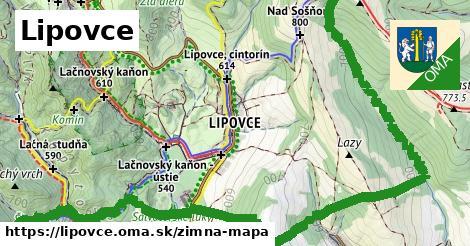 ikona Zimná mapa zimna-mapa  lipovce