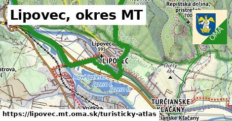 ikona Turistická mapa turisticky-atlas  lipovec.mt