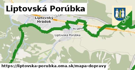 ikona Mapa dopravy mapa-dopravy  liptovska-porubka