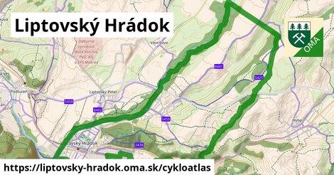 ikona Cykloatlas cykloatlas  liptovsky-hradok