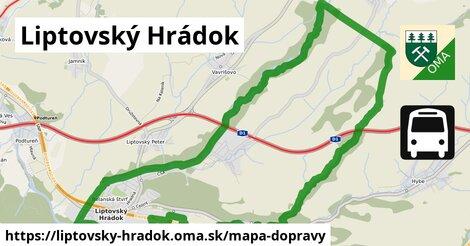 ikona Mapa dopravy mapa-dopravy  liptovsky-hradok