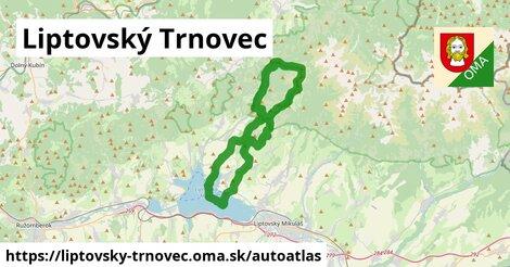 ikona Mapa autoatlas  liptovsky-trnovec