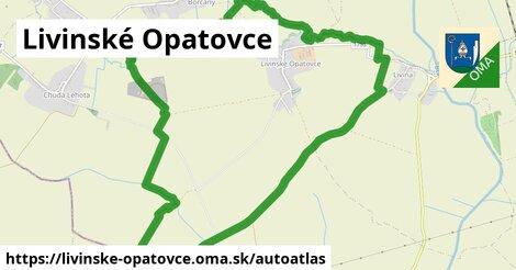 ikona Mapa autoatlas  livinske-opatovce