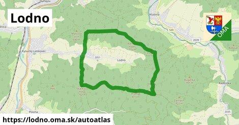ikona Mapa autoatlas  lodno