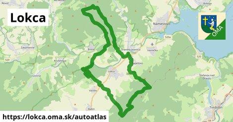 ikona Mapa autoatlas  lokca