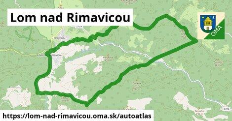 ikona Mapa autoatlas  lom-nad-rimavicou