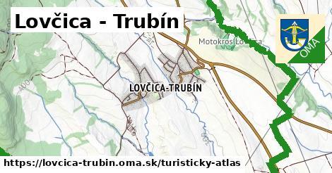 ikona Turistická mapa turisticky-atlas  lovcica-trubin