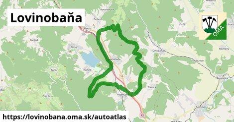 ikona Mapa autoatlas  lovinobana