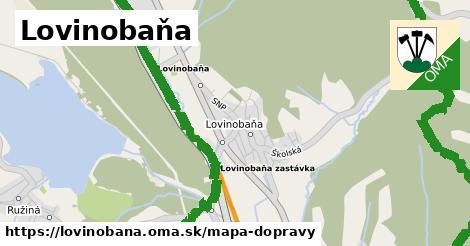 ikona Mapa dopravy mapa-dopravy  lovinobana