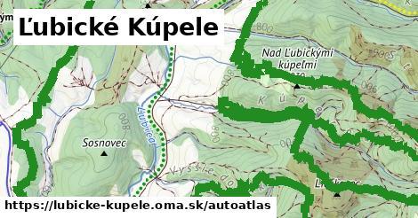 ikona Mapa autoatlas  lubicke-kupele