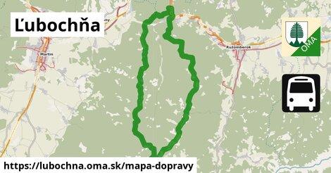 ikona Mapa dopravy mapa-dopravy  lubochna