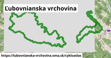 ikona Cykloatlas cykloatlas  lubovnianska-vrchovina