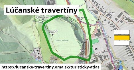 ikona Turistická mapa turisticky-atlas  lucanske-travertiny