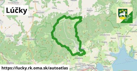 ikona Mapa autoatlas  lucky.rk