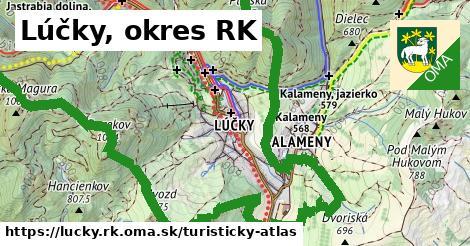 ikona Turistická mapa turisticky-atlas  lucky.rk